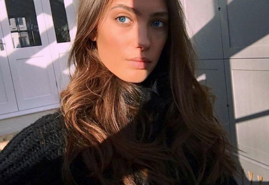 La modelo Chelsey Weimar tiene 19 años.(Foto: Chelsey Weimar/Instagram)