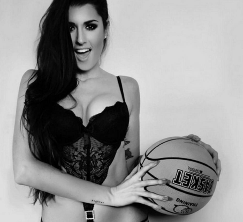 Vignali es considerada la basquetbolista más atractiva del mundo. (Foto: sopitas.com)
