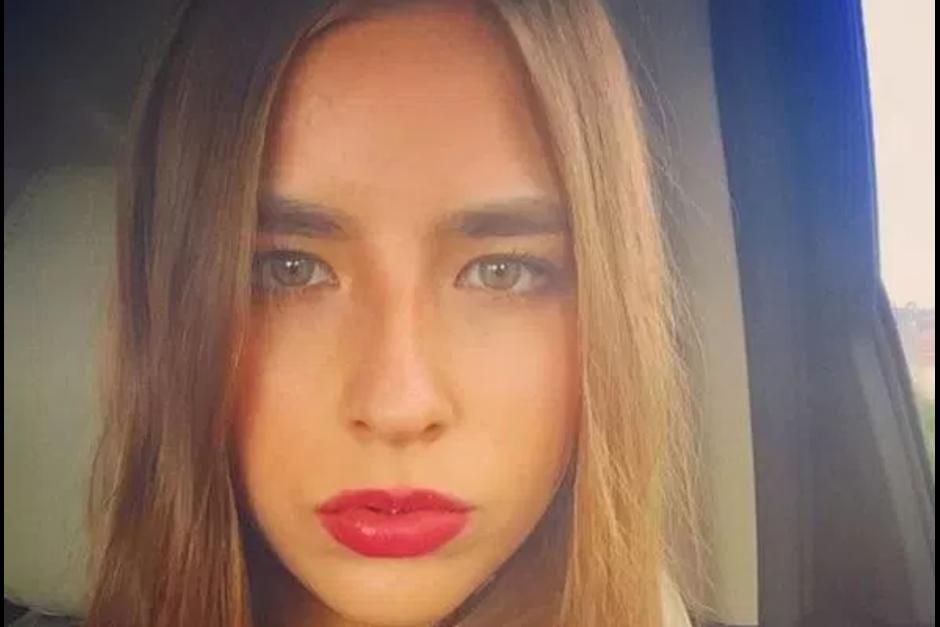 Lorena Daniela Aguirre es conocida como #Lady100Pesos. (Foto: Sopitas.com)