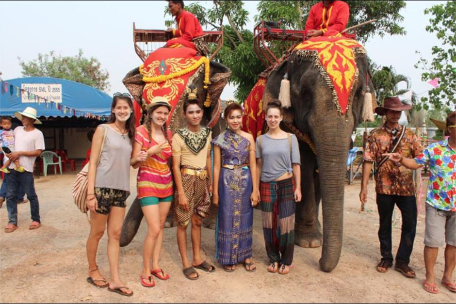 En el voluntariado de Tailandia tienes la oportunidad de conocer uno de los países más exóticos del mundo. (Foto: Volunt2Thai)