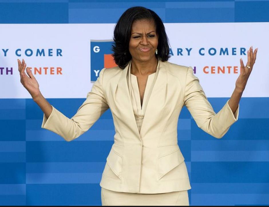 Esta expresión puede estar acompañada de otro lenguaje corporal. (Foto: Yahoo)