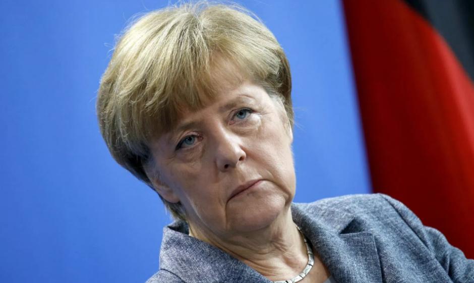 """Un buen ejemplo de la """"cara del no"""" es la canciller alemana Angela Merkel. (Foto:huffingtonpost )"""