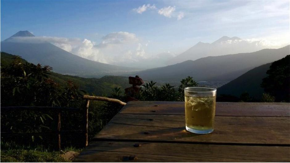 Las vistas del paisaje son lo mejor. (Foto: Earth Lodge)