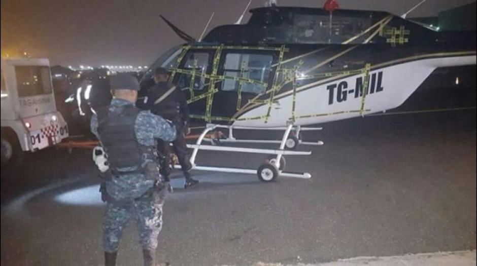 Las aeronaves pertenecen aparentemente al caso TCQ. (Foto: Nuestro Diario)
