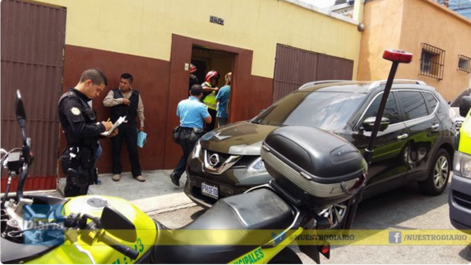 El Ministerio Público ya investiga el misterioso suceso. (Foto: Nuestro Diario)