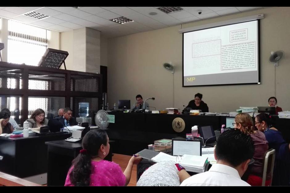 """Claudette Domínguez es la jueza """"A"""" de Mayor Riesgo.  (Foto: Archivo/Soy502)"""