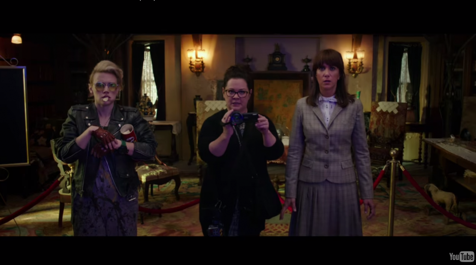 Ghostbusters se estrena el 15 de julio de 2016. (Foto: Captura de YouTube)