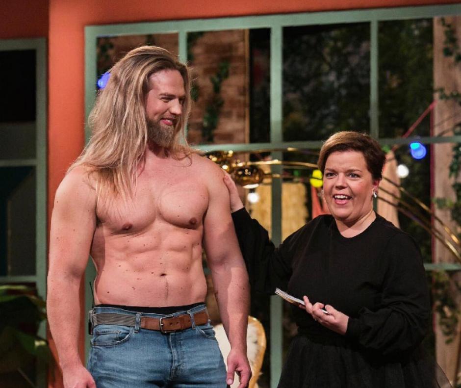 La popularidad de Matberg le significó la invitación a un programa de televisión. (Foto: Instagram/lasselom)