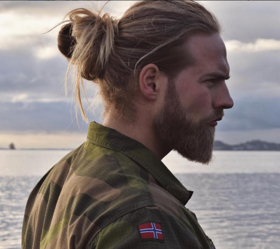 Matberg pertenece a la Marina Noruega. (Foto: Instagram/lasselom)