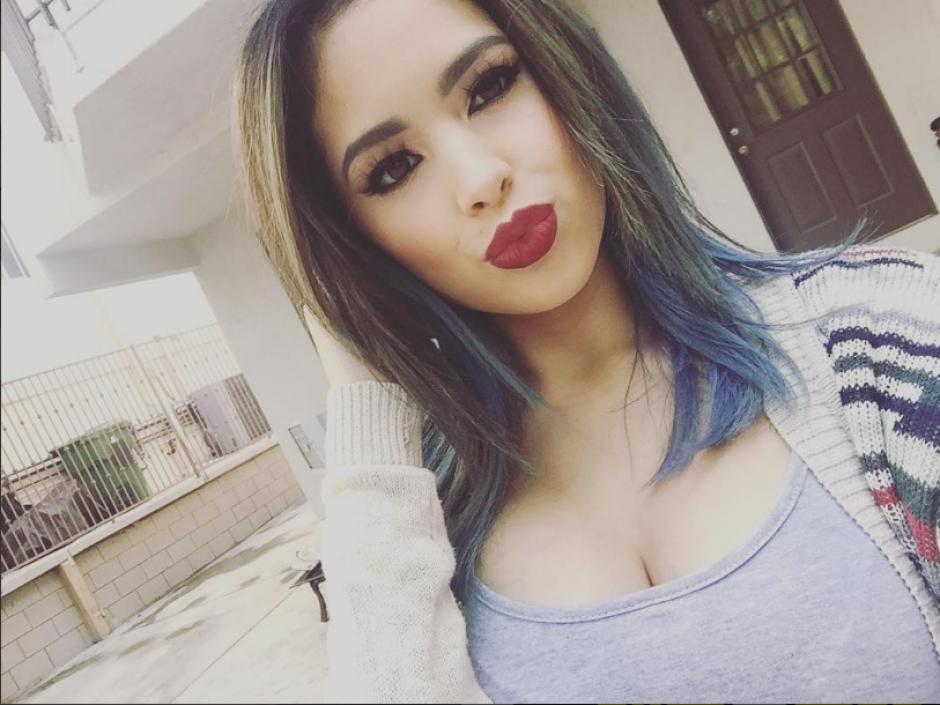 La también cantante ha logrado hacerse de miles de seguidores en sus redes sociales. (Foto: Instagram)