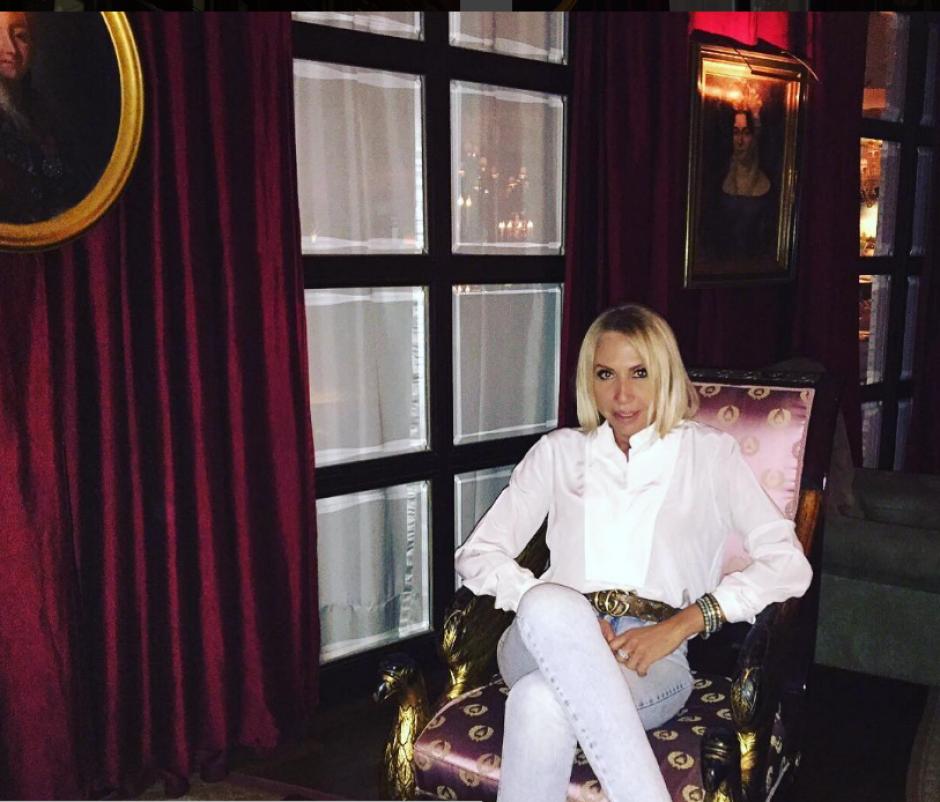 """Laura saltó a la fama con su programa """"Laura en América"""". (Foto: Instagram/laurabozzo_of)"""