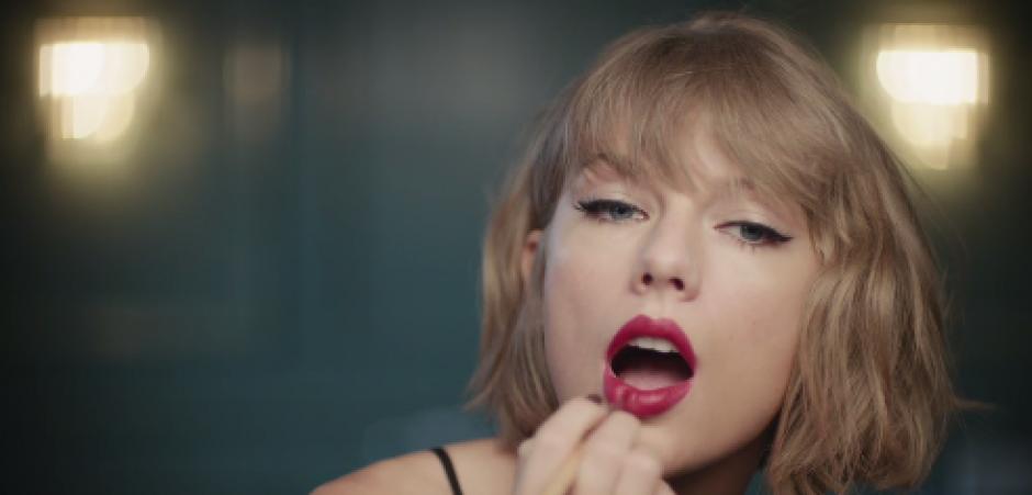 Taylor Swift promociona el uso de Apple Music. (Captura de pantalla: YouTube/Beats 1 Radio )