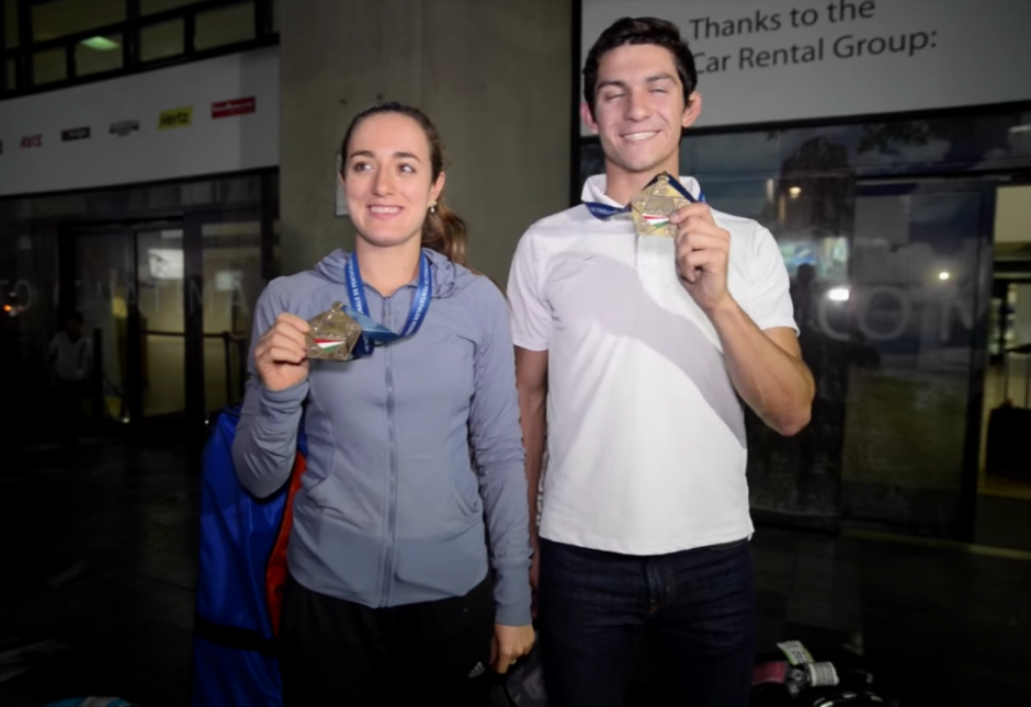 Los atletas lograron un éxito histórico para Guatemala. (Foto: Wilder López/Soy502)