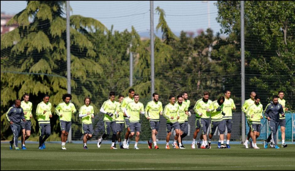 El portugués se ha perdido tres partidos por la pequeña rotura muscular en el muslo derecho. (Foto: Real Madrid)
