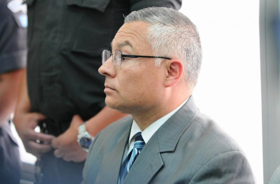 Salvador González fungirá como colaborador eficaz en el caso Bufete dela Impunidad. (Foto: Alejandro Balán/Soy502)