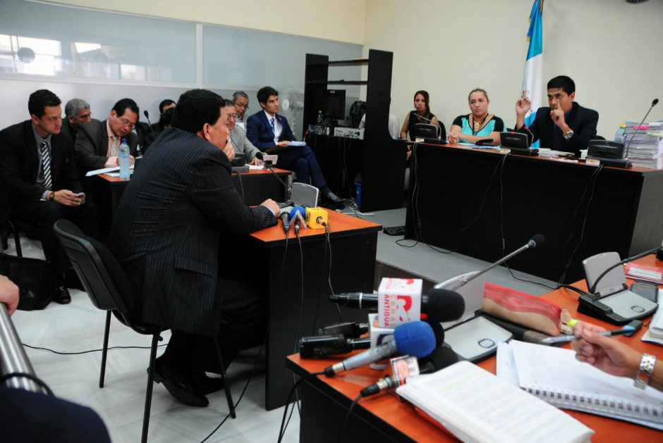 El abogado de Marta Sierra aseguró que su defendida no puede acudir a la audiencia por dificultades de salud. (Foto: Alejandro Balán/Soy502)