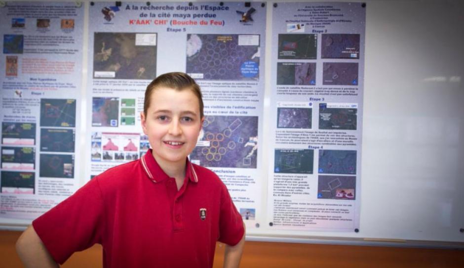 El joven utilizó la tecnología para encontrar la supuesta ciudad. (Foto: informador.com)