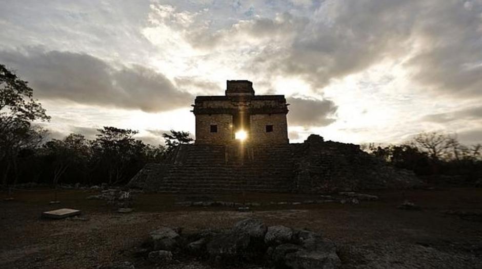 El joven canadiense habría descubierto una nueva ciudad maya. (Foto: AFP)