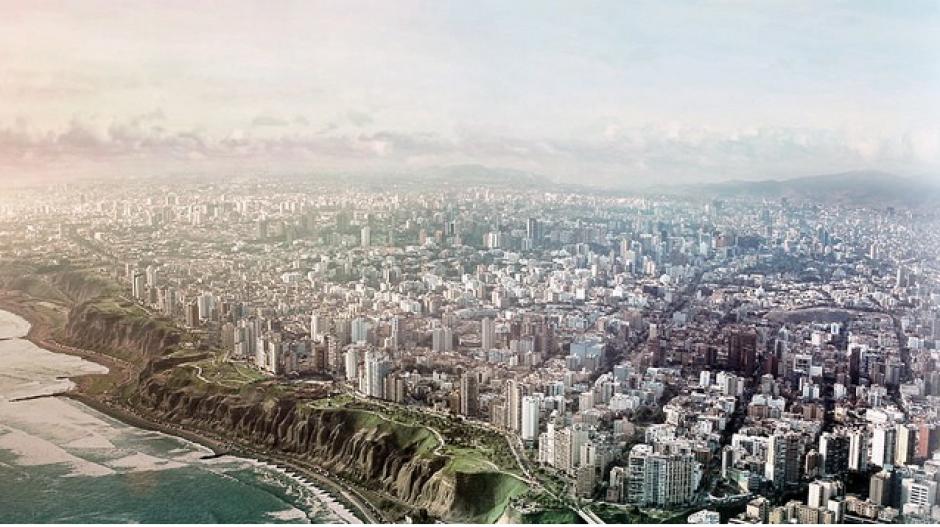 El primer lugar de la lista de las más contaminadas lo ocupa Lima, Perú. (Foto: WP Perú)