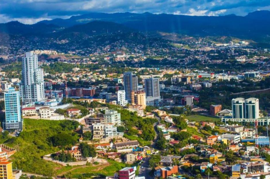 En Centroamérica, también la ciudad de Tegucigalpa, Honduras, está entre las primeras cinco más contaminadas. (Foto: Skyscrapercity.com)