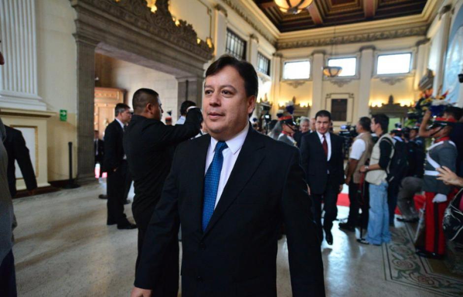 El antejuicio contra el magistrado Vladimir Aguilar sigue su curso. (Foto: Archivo/Soy502)