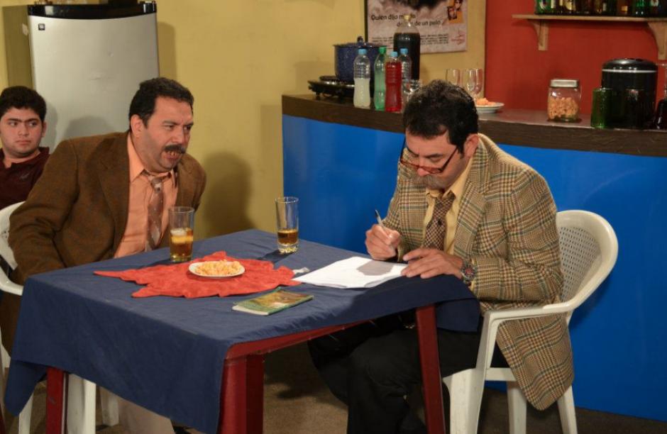 Durante varios años participaron juntos, Jimmy y Sammy, en el programa Moralejas. (Foto: Facebook/Sammy Morales)