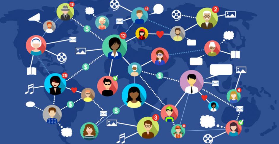 Las redes sociales tiene poder sobre los usuarios. (Foto: bloggertrucos.com)