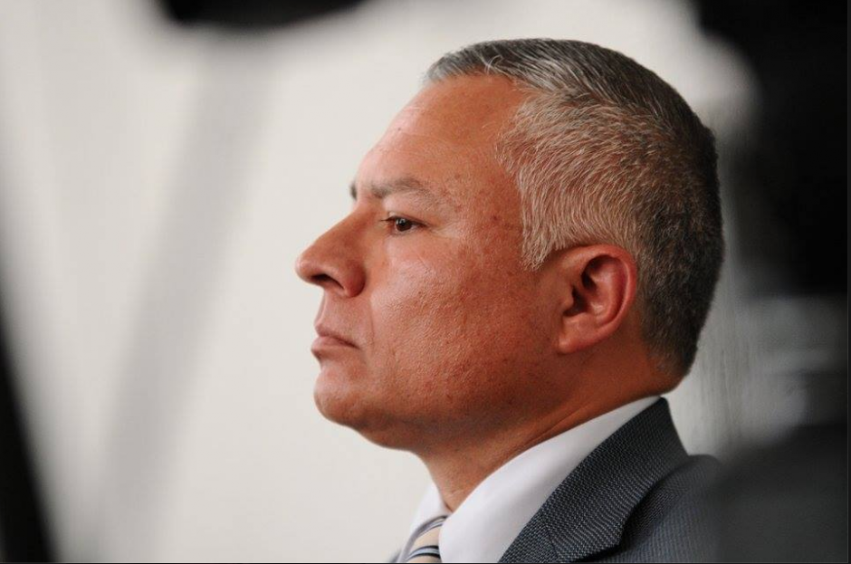 Salvador González fungirá como colaborador eficaz en el caso Bufete de la Impunidad. (Foto: Alejandro Balán/Soy502)
