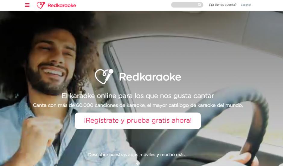 """En """"Red Karaoke"""" puedes conseguir fans mostrando tu talento en el canto. (Foto: Red Karaoke)"""