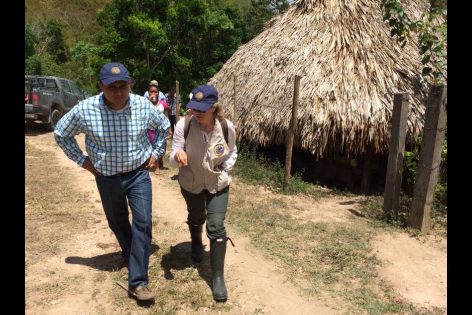 El informe de la OEA determinó que estos grupos mataron al menor guatemalteco. (Foto: Minex)