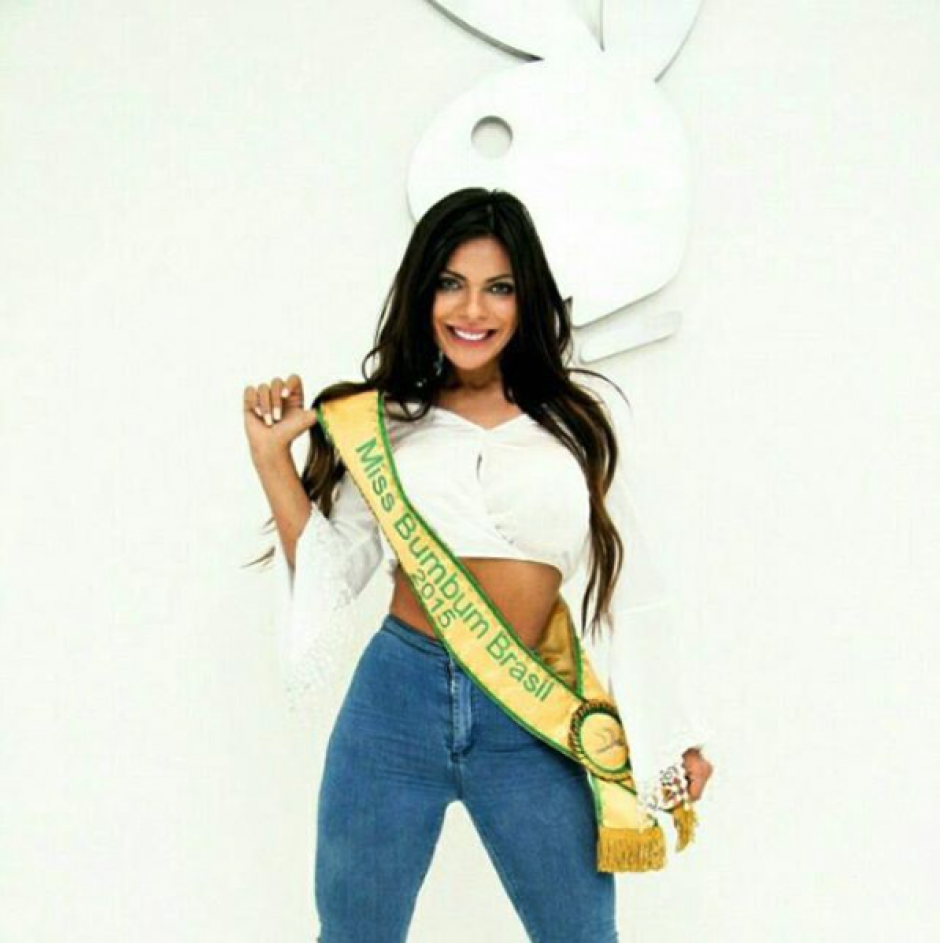 Ella ha posado para diversas revistas, incluida Playboy. (Foto: suzycortezoficial/Instagram)