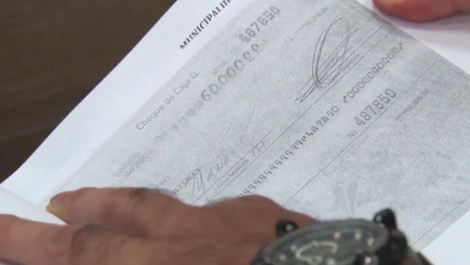 Los documentos revelan pagos el 24 de diciembre de 2015. (Foto: Facebook/Neto Bran)