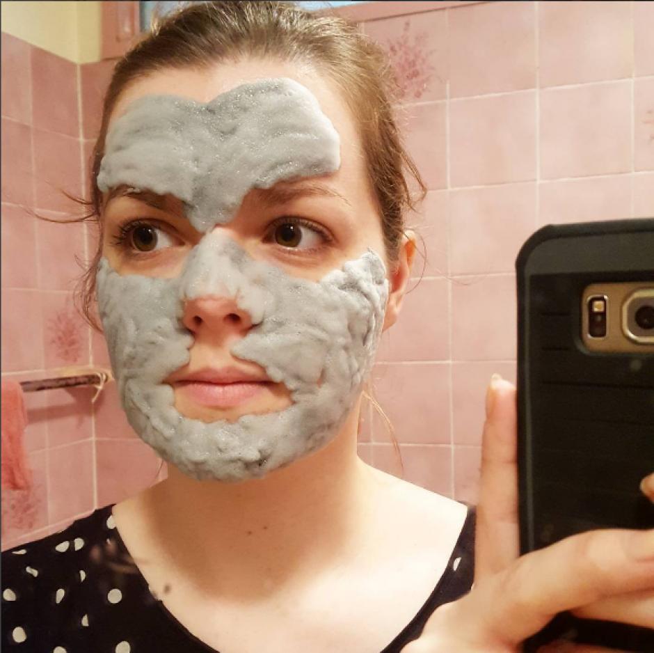 Estas mascarillas son especiales para el cuidado de la piel. (Foto: Instagram)