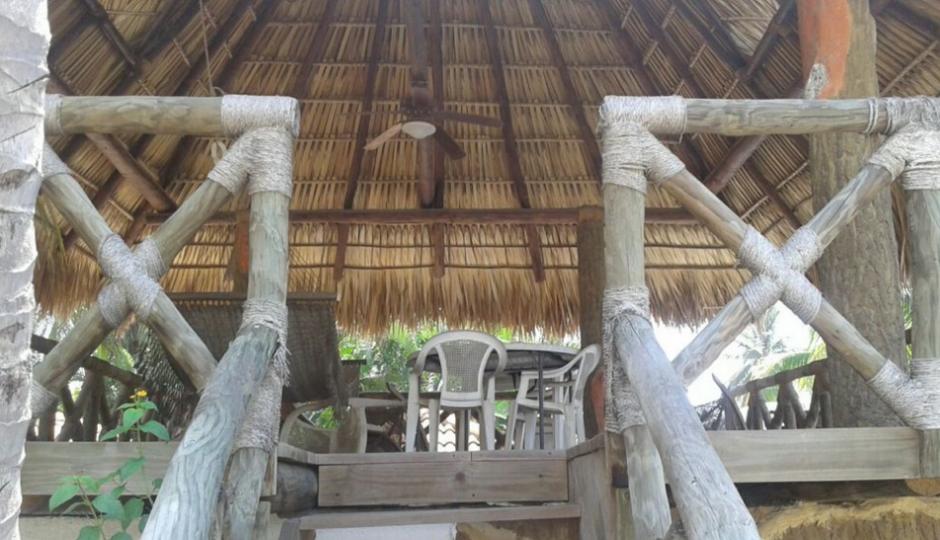 Se presume que el lugar era utilizado como turicentro. (Foto: MP)