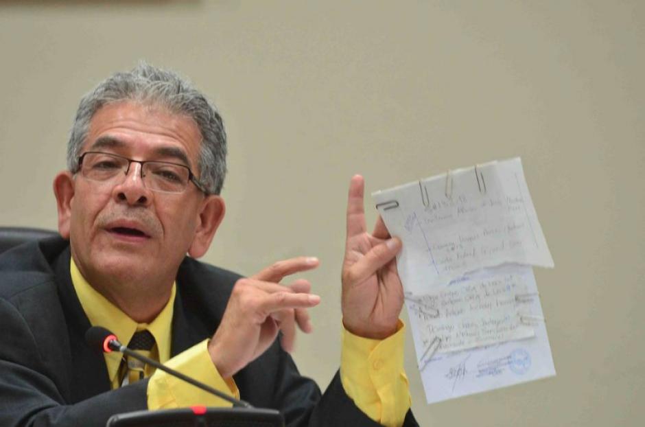 Lleva el caso La Línea, Lavado y Política; TCQ entre otros. (Foto: Archivo/Soy502)