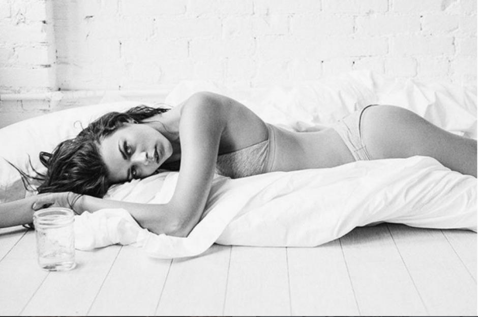 Muchas de sus fotografías han obtenido miles de likes por su sensualidad. (Instagram Georgia Fowler)