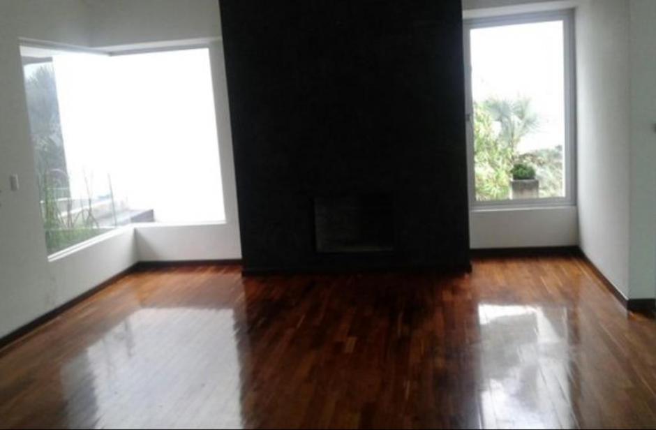 El valor de la vivienda de Baldetti ubicada en dos fincas del Residencial Los Eucaliptos, Santa Catarina Pínula, supera los Q16 millones. (Foto: MP)
