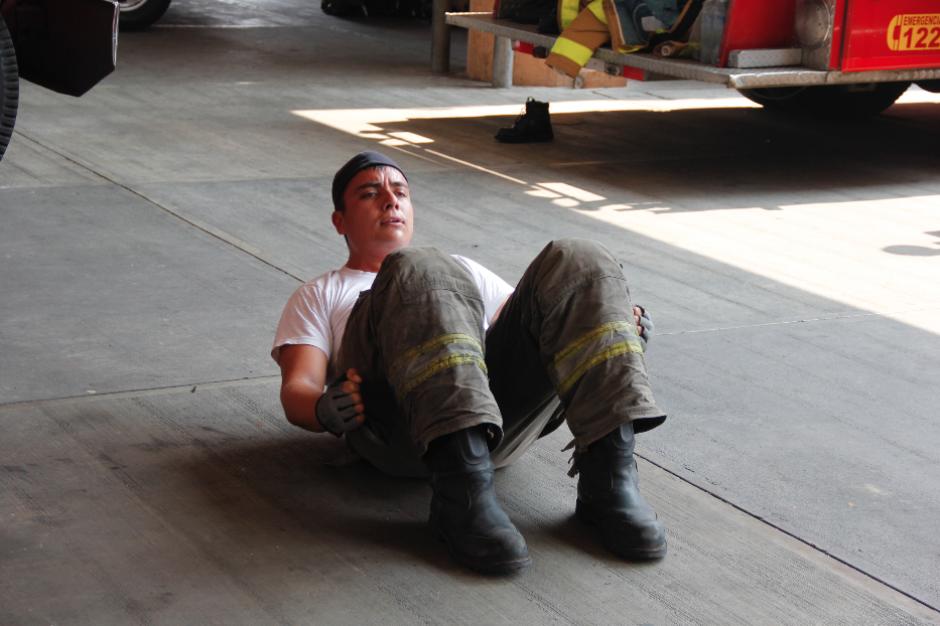 Lo recaudado por las clases será destinado al fortalecimiento del cuerpo de bomberos. (Foto: Jorge Sente/Nuestro Diario)