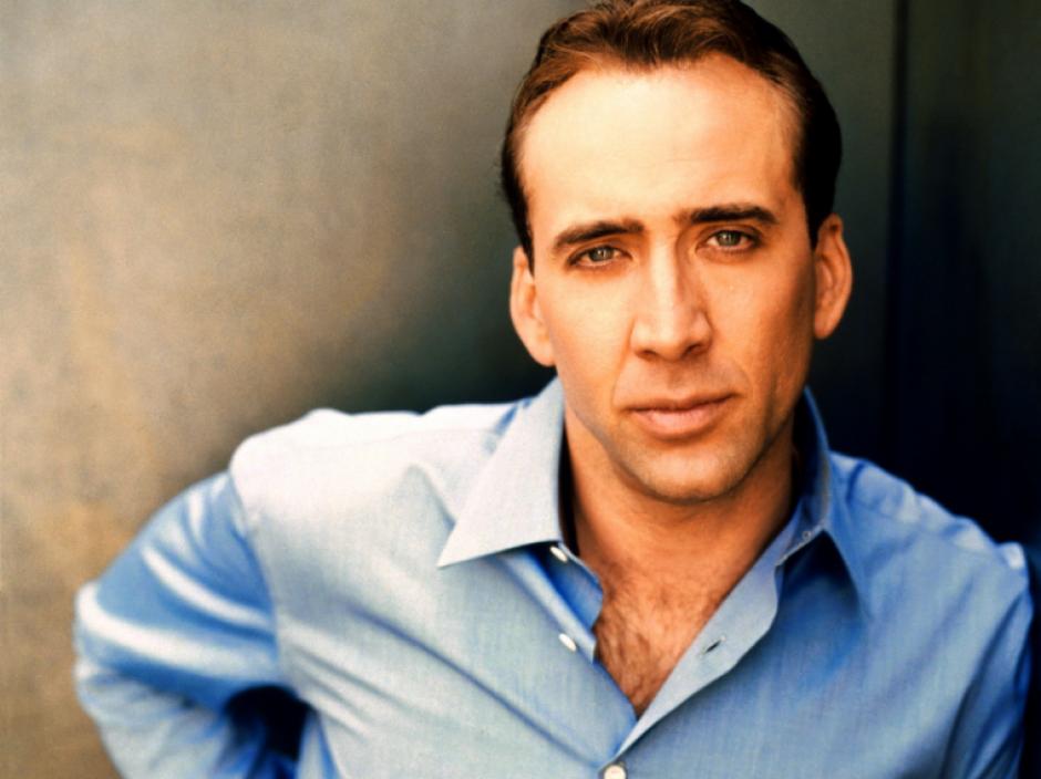 Nicolas Cage: actor, director y productor que obtuvo un Óscar por su personaje en Leaving La Vegas. (Foto: Taringa)