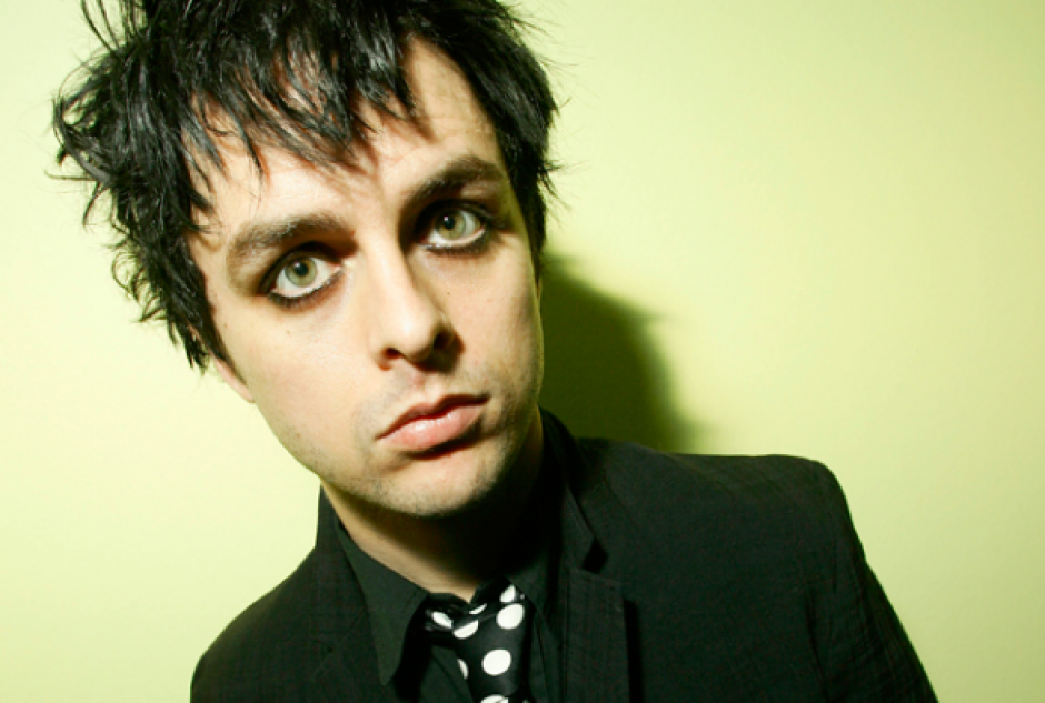 Billie Joe Armstrong: cantante, músico y compositor, vocalista de la agrupación Green Day. (Foto: Redferns)