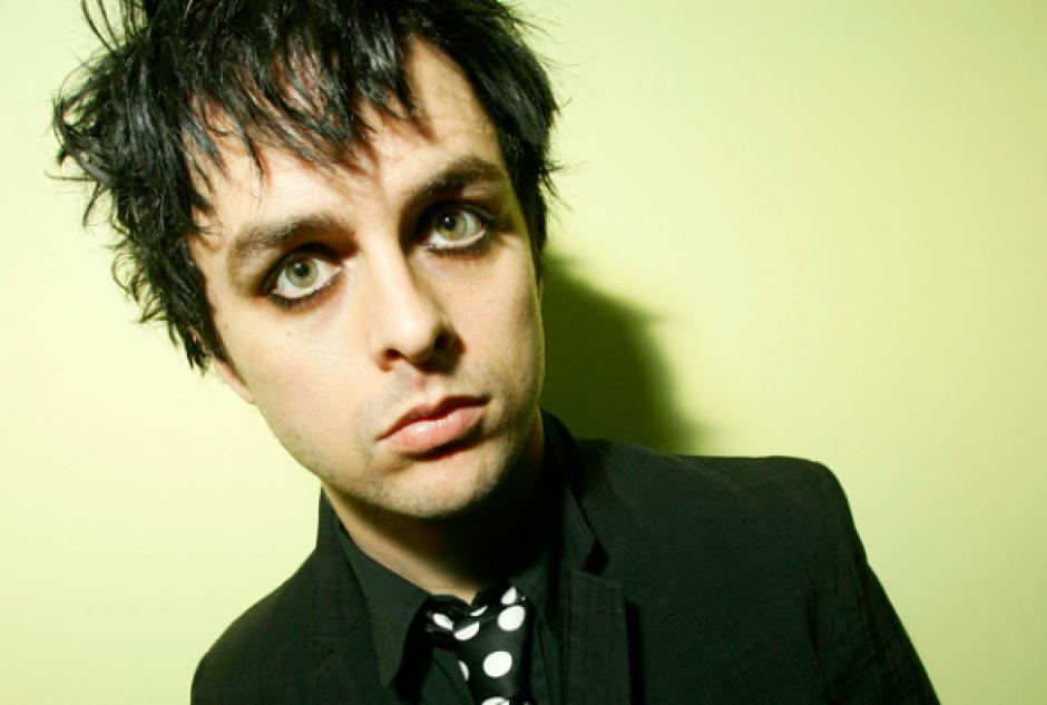 Billie Joe Armstrong: cantante, músico y compositor, vocalista de la agrupación Green Day. (Foto: Redferns)