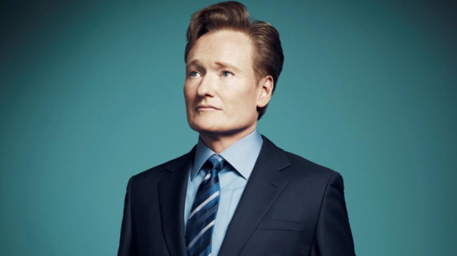 Conan O'Brien: presentador de televisión, escritor y comediante de la cadena NBC. (Foto: HelloAsia)