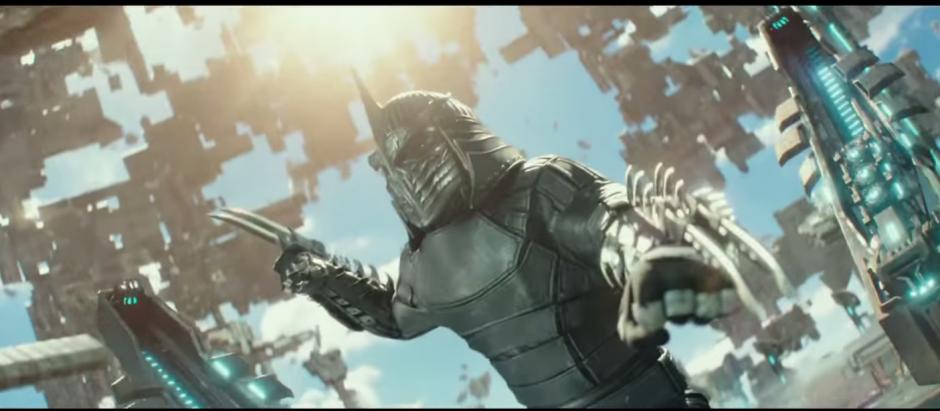 Shredder lidera el equipo del mal. (Imagen: Captura de YouTube)