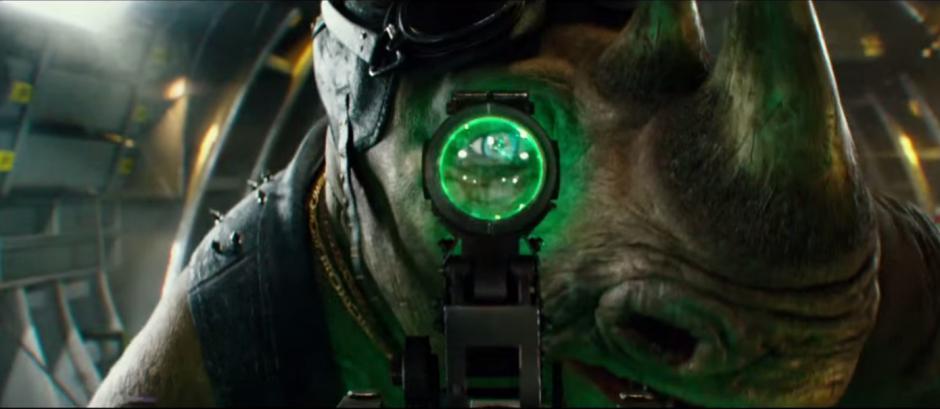 Bebop será uno de los mutantes a los cuales se enfrentarán los cuatro hermanos. (Imagen: Captura de YouTube)