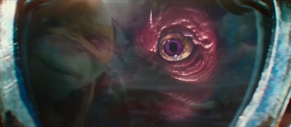 Krang el mutante, protagoniza este último tráiler de la película. (Imagen: Captura de YouTube)
