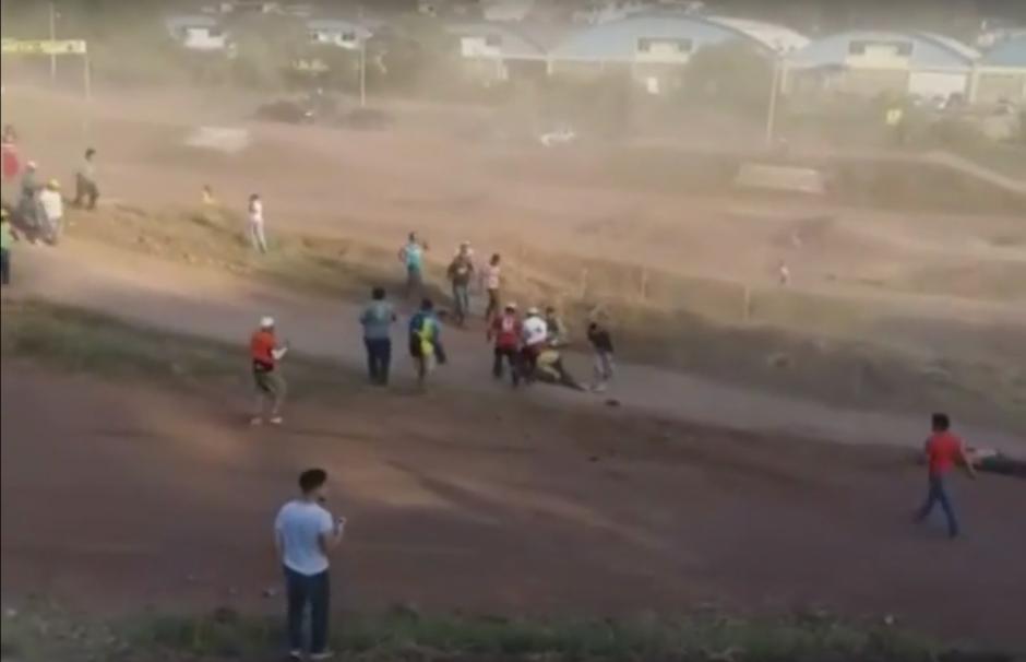 Castillo utilizó sus redes sociales para manifestarse sobre el terrible accidente.  (Foto: Captura de Pantalla/Youtube)