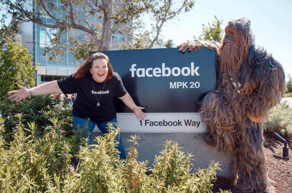 Mark Zuckerberg publicó este encuentro en su cuenta personal. (Foto: Facebook)
