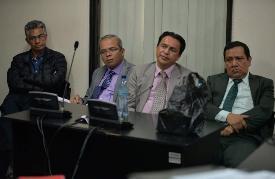 El exsuperintendente es defendido por el también cuestionado abogado Roberto Stalling. (Foto: Wilder López/Soy502)