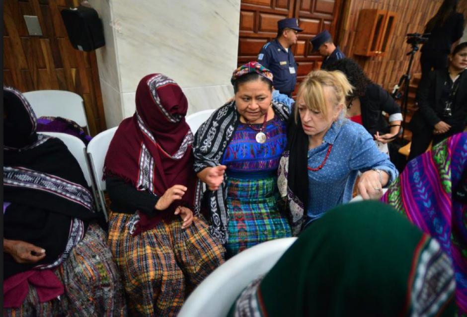 Rigoberta Menchú por medio de la fundación que lleva su nombre pidió la disculpa. (Foto: Archivo/Soy502)