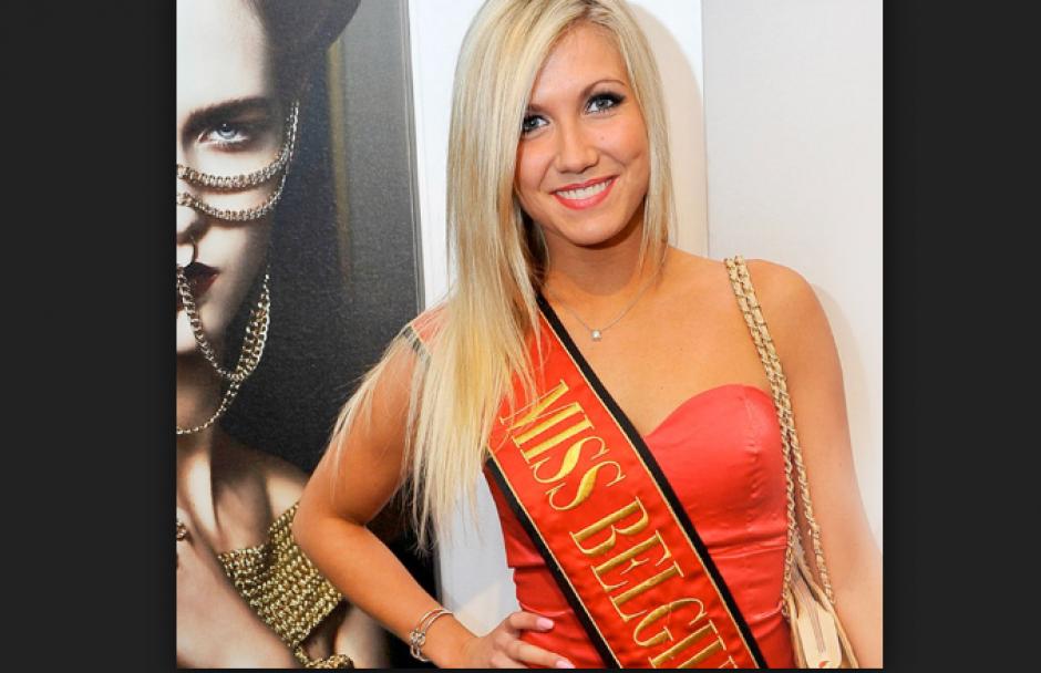 Fue coronada Miss Bélgica en 2013. (Foto: www.nydailynews.com)